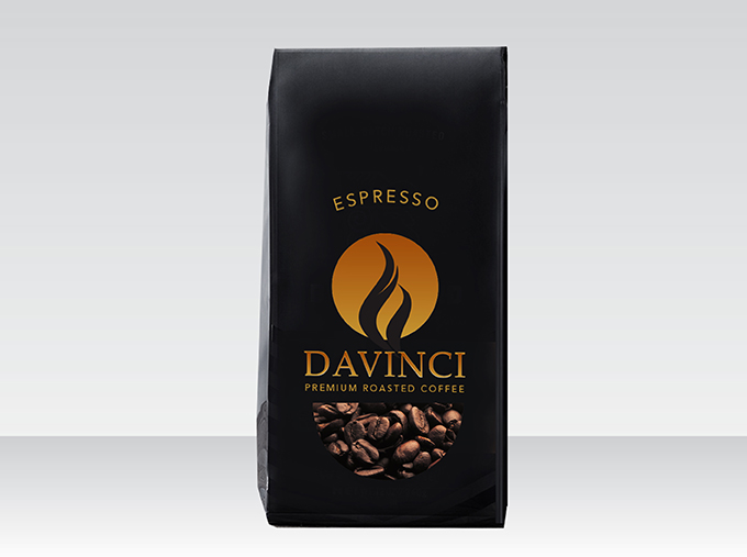 <b>DaVinci Premium Coffee</b><br>Roasted Powder 250g